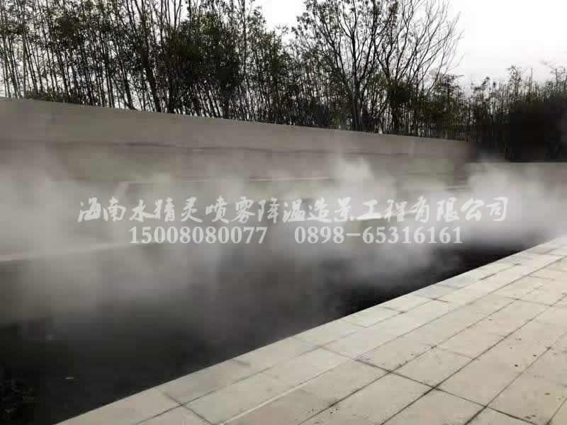 喷雾降温公司